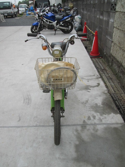「#店頭引き渡し優先品 ジャンク品 HONDA ノビオ50㏄ モペット」の画像3
