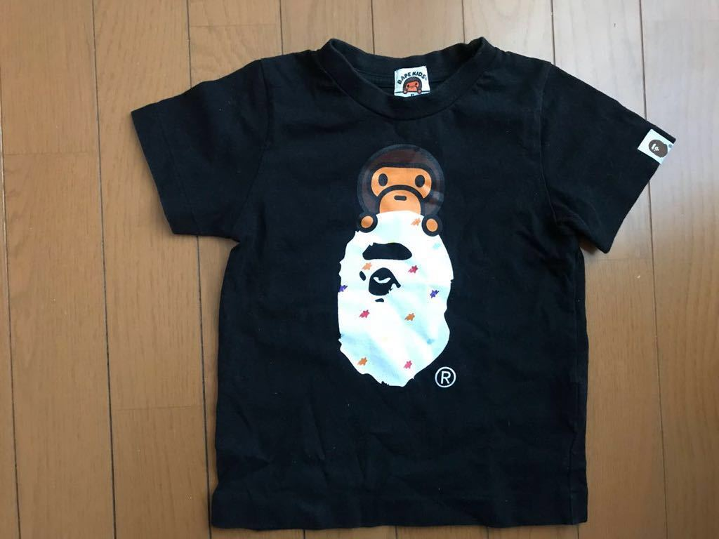real bape t shirt