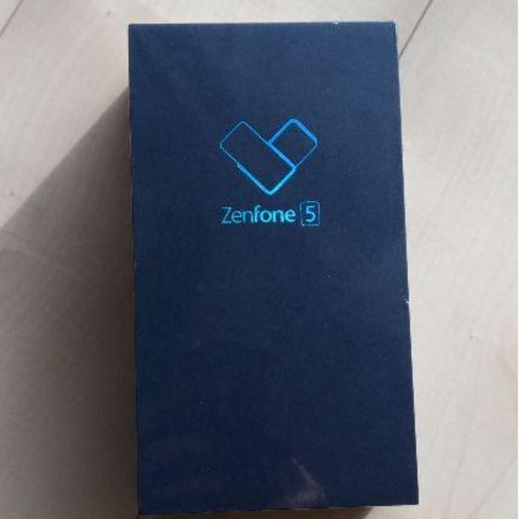 【新品】SIMフリー ASUS Zenfone5 ZE620KL snapdragon636 64GB_画像2
