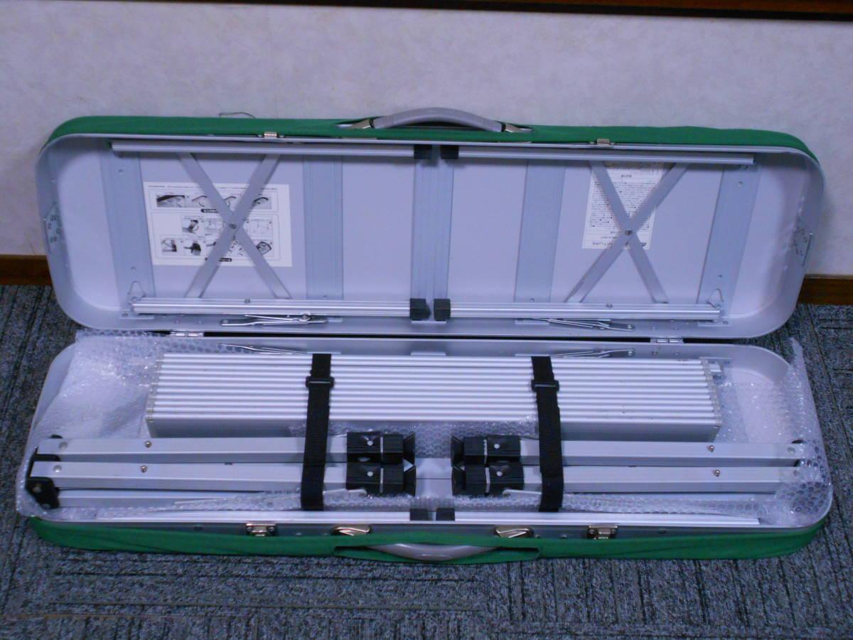 ■コールマン ピクニックテーブルセット 天板の高さ2段階調節可 Model 2000010516 オールインワン かんたん設営 廃盤 Coleman_画像8