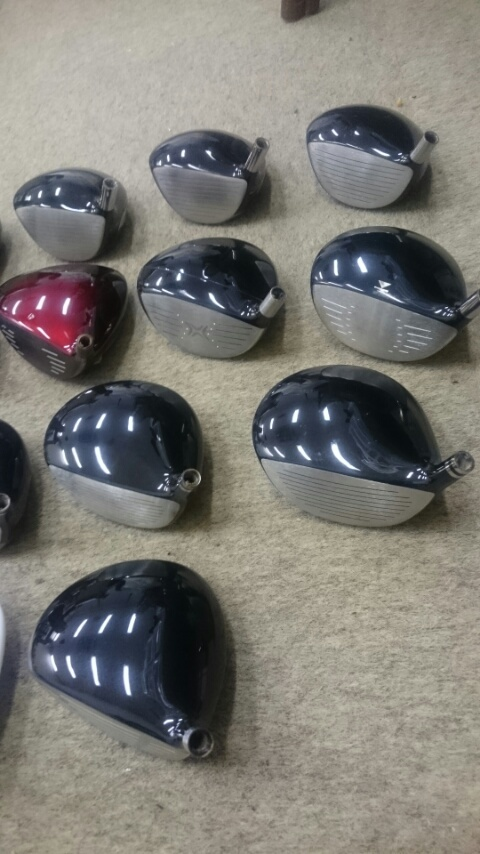 ゴルフヘッド20個  ヘッドカバー11個 まとめ売り タイトリスト キャロウェイ   テーラーメイド ブリヂストン スリクソン_画像9