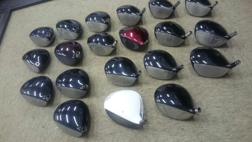 ゴルフヘッド20個  ヘッドカバー11個 まとめ売り タイトリスト キャロウェイ   テーラーメイド ブリヂストン スリクソン_画像10