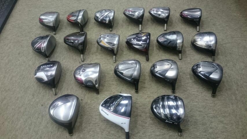 ゴルフヘッド20個  ヘッドカバー11個 まとめ売り タイトリスト キャロウェイ   テーラーメイド ブリヂストン スリクソン_画像5