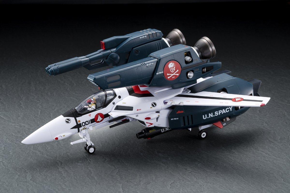 【新品未開封】超時空要塞マクロス 愛・おぼえていますか 1/60 完全変形VF-1S ストライクバルキリー (一条輝 搭乗機) movie ver._画像7