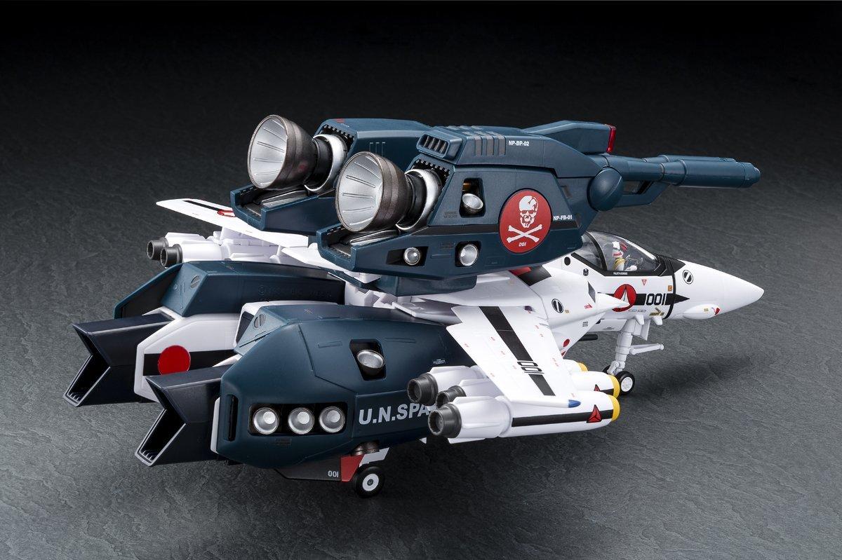【新品未開封】超時空要塞マクロス 愛・おぼえていますか 1/60 完全変形VF-1S ストライクバルキリー (一条輝 搭乗機) movie ver._画像8