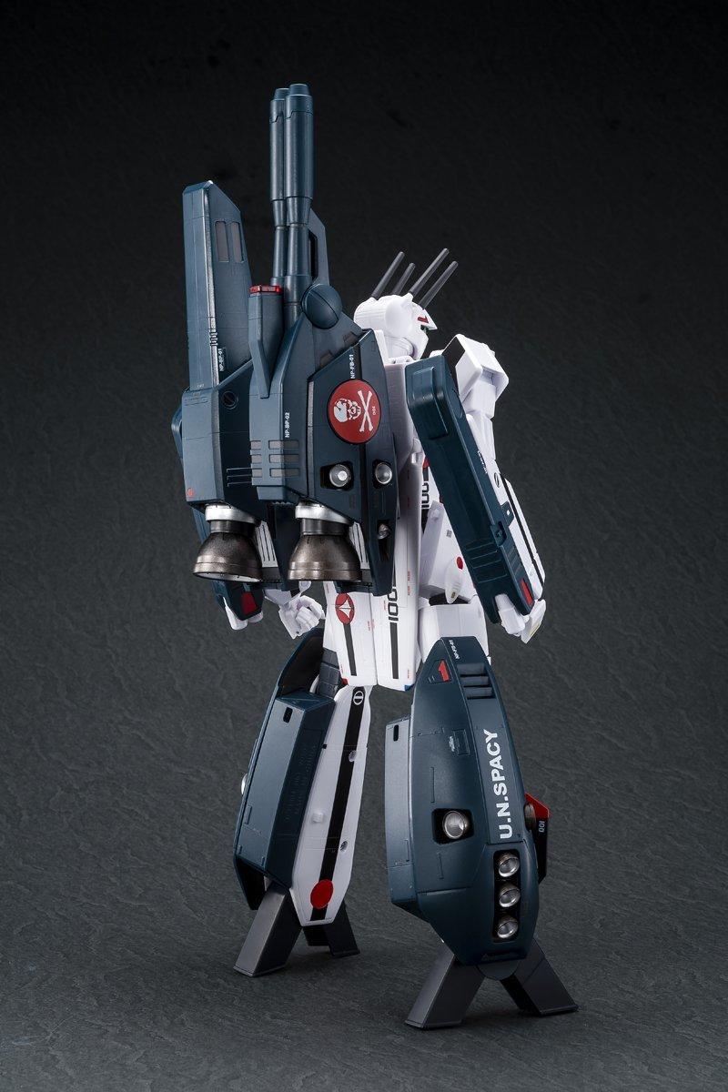 【新品未開封】超時空要塞マクロス 愛・おぼえていますか 1/60 完全変形VF-1S ストライクバルキリー (一条輝 搭乗機) movie ver._画像2