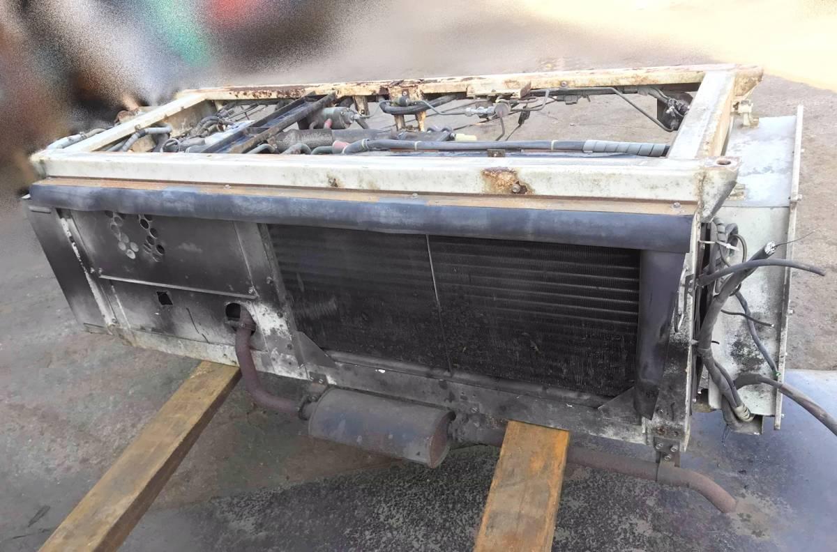 三菱重工 冷凍車 冷凍機 TU73D25-CN 動作未確認.部品取り.現状販売 ▲大物商品▲_画像3