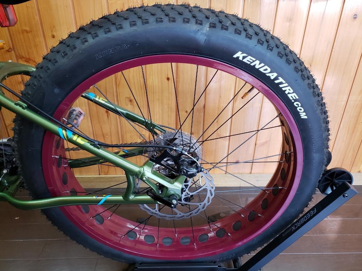 mongoose マングース ファットバイク レジャー 通勤 サイクリング ロードバイク マウンテンバイク クロスバイク _画像6