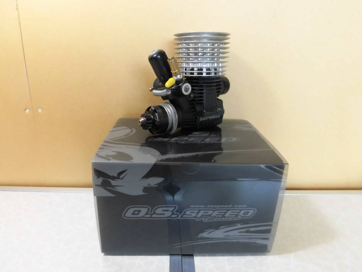 O.S. SPEED B2101 タイ テスマン ジャンク品 MP10 MBX D8