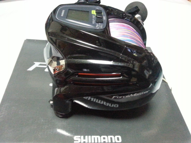 シマノ フォースマスター9000  【 美 品 】_画像4