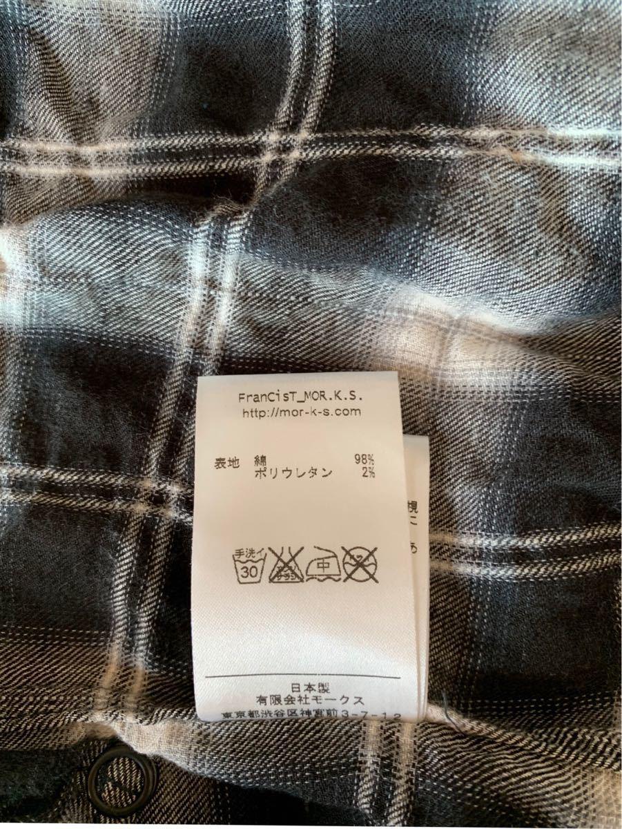 【極美品】フランシストモークス 桜井 ミスチル シャツ サイズ1_画像6