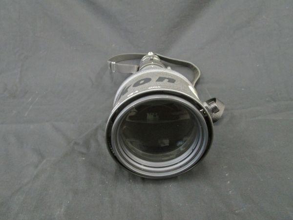 1746☆dt Nikon CT-603 FOR NIKKOR ED 600mm 1:5.6 望遠レンズ ケース付き_画像2
