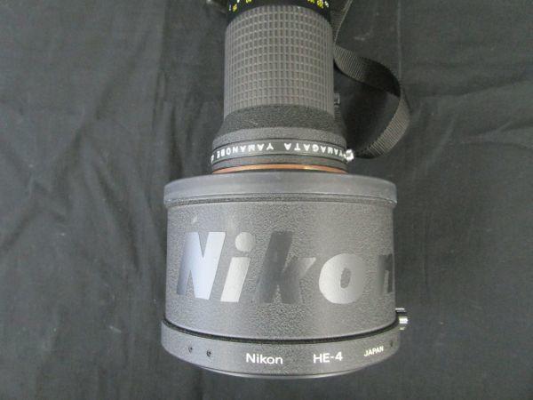 1746☆dt Nikon CT-603 FOR NIKKOR ED 600mm 1:5.6 望遠レンズ ケース付き_画像4