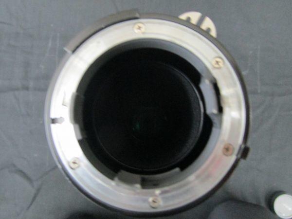 1746☆dt Nikon CT-603 FOR NIKKOR ED 600mm 1:5.6 望遠レンズ ケース付き_画像7