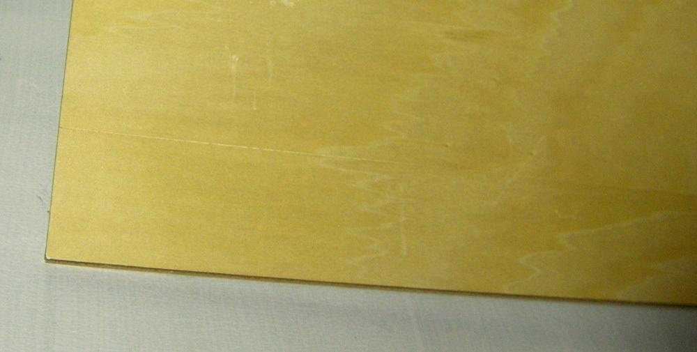 ★アウトドアテーブル/天板/木製/ベニヤ/マルチスタンドに/中古_画像9