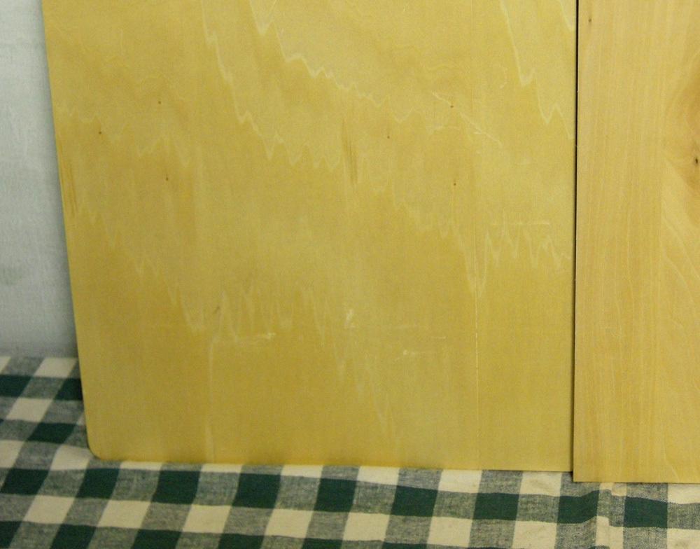 ★アウトドアテーブル/天板/木製/ベニヤ/マルチスタンドに/中古_画像4