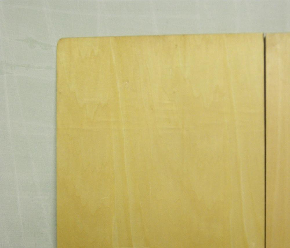 ★アウトドアテーブル/天板/木製/ベニヤ/マルチスタンドに/中古_画像2