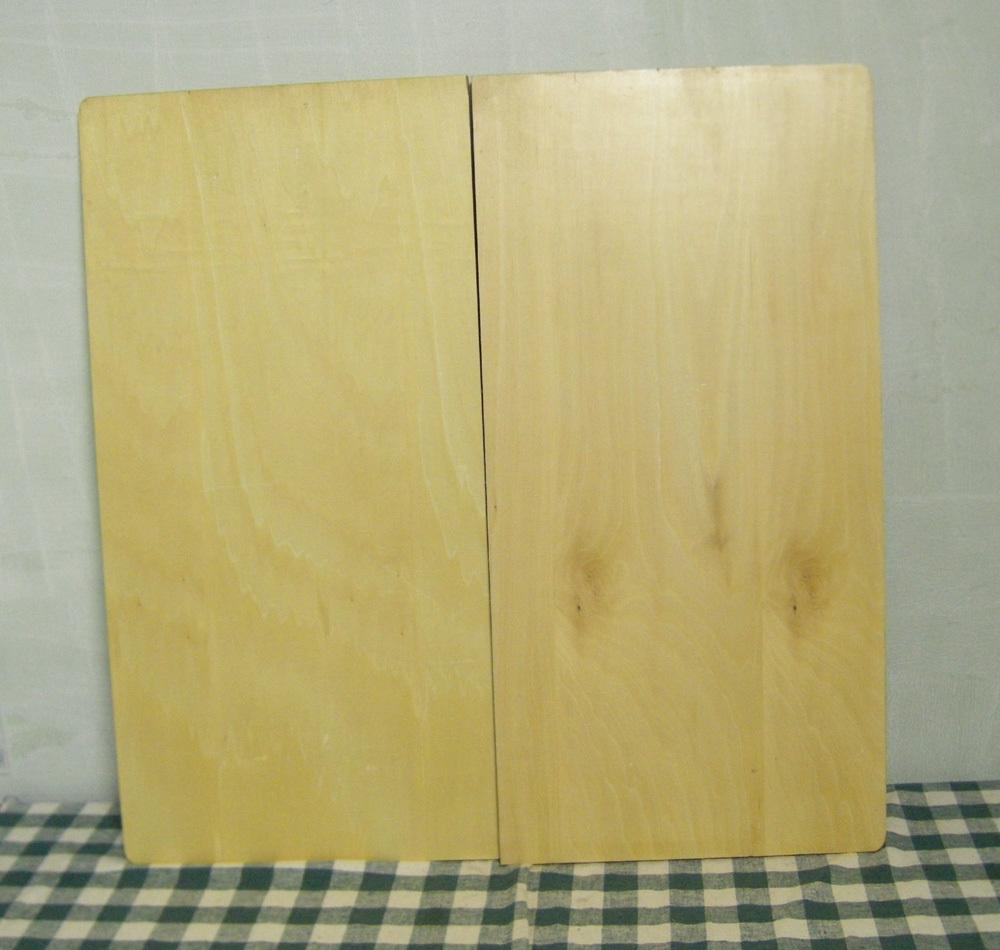 ★アウトドアテーブル/天板/木製/ベニヤ/マルチスタンドに/中古_画像1