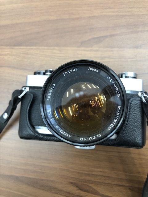 13114 OLYMPUS カメラ M-1 ケース付