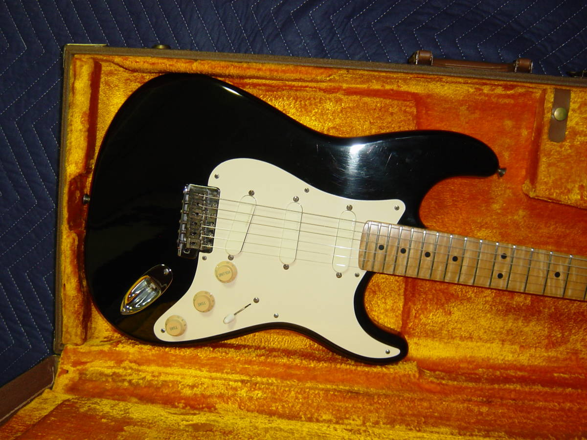 Fender Custom Shop Eric Clapton Stratocaster 2_画像2