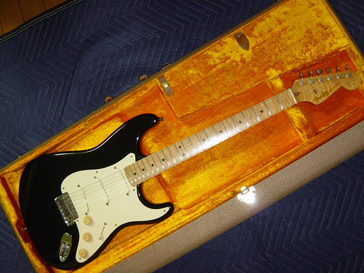 Fender Custom Shop Eric Clapton Stratocaster 2_画像1