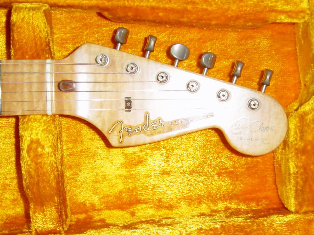 Fender Custom Shop Eric Clapton Stratocaster 2_画像4