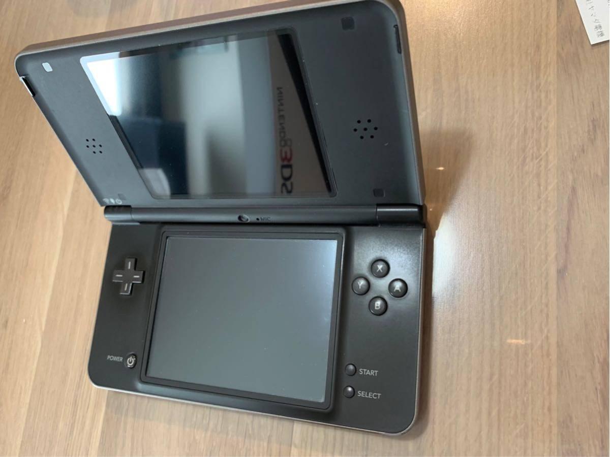 【送料込み】Nintendo DSiLL 本体 初期化済み 中古 現状品