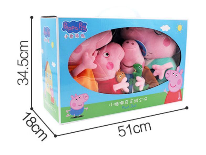 ペッパピッグ(Peppa Pig)の一家 ラグドール (海外で人気のラグドール)(1)_画像4