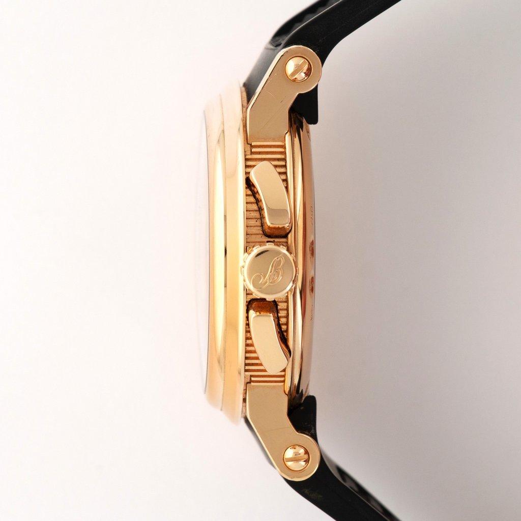 ★BREGUET★ブレゲ マリーン MARINE2 トゥールビヨン18Kローズゴールド最高級腕時計!!大変希少!! 入手困難!!_画像4
