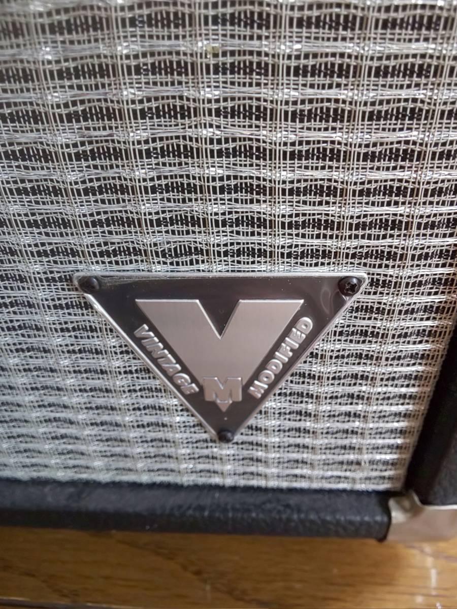 フェンダー バンドマスター VM212 Celestion G12P-80 2発搭載キャビネット 美品 送料無料 エンクロージャー_画像4