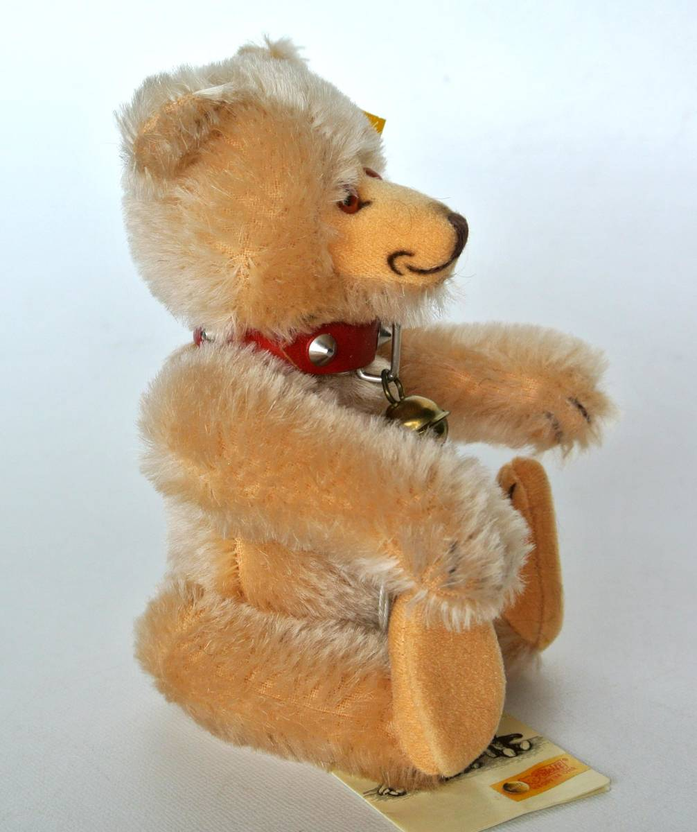 シュタイフ  1992~1998年 ヒストリック ミニチュア Teddy Baby 16cm_画像3