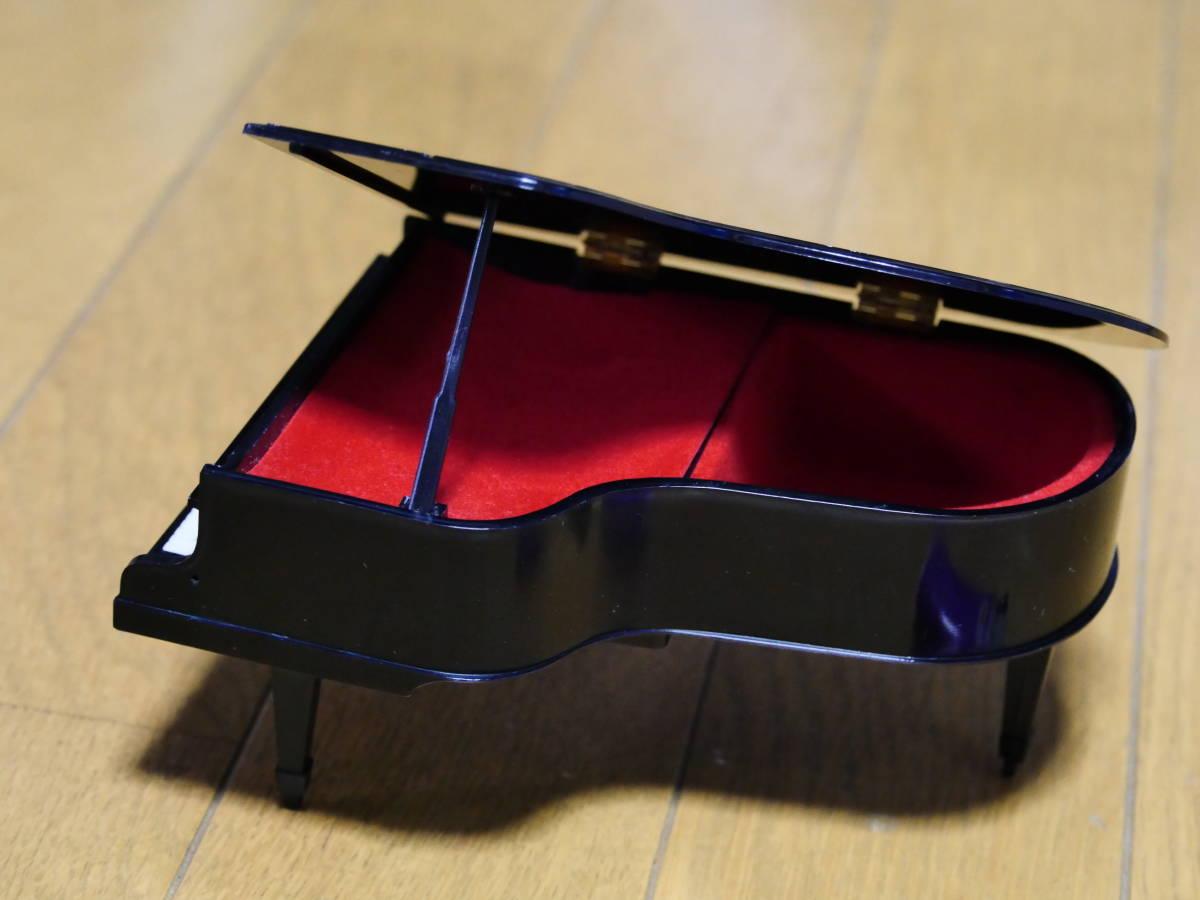 希少 ヤマハ ノベルティ グランドピアノ型オルゴール 日本製 ミニチュア YAMAHA グランドピアノ グッドデザイン 昭和 レトロ 全国一律510円_画像2