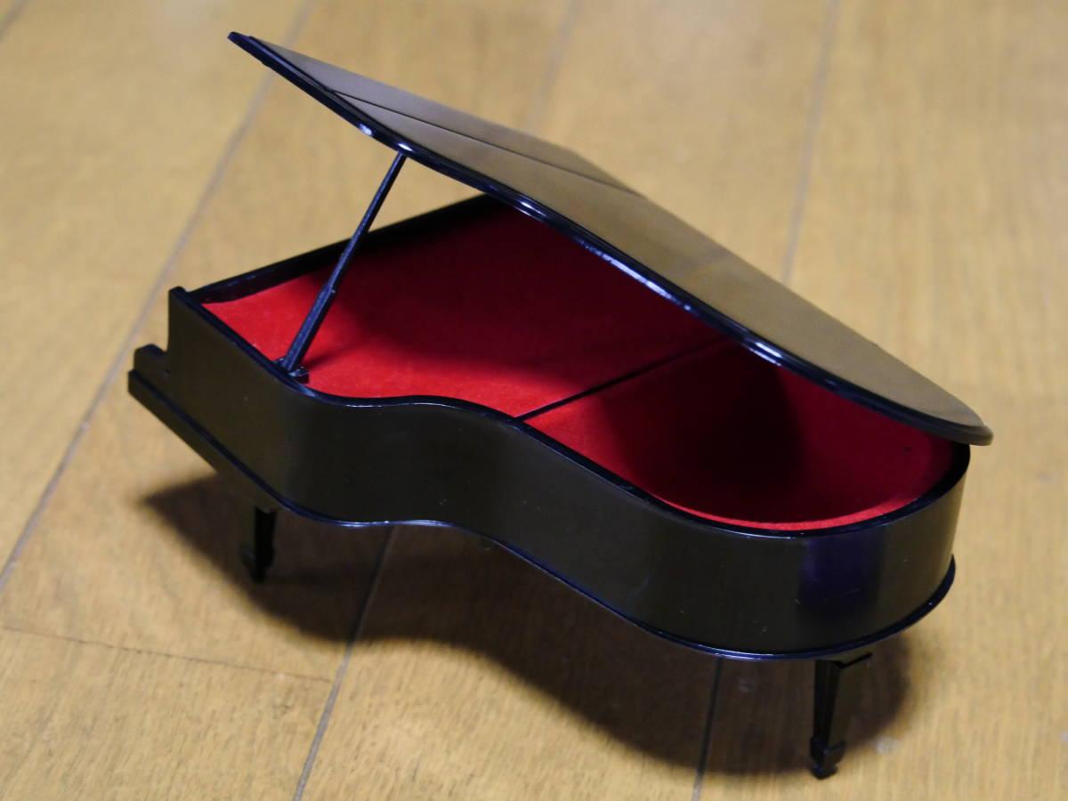 希少 ヤマハ ノベルティ グランドピアノ型オルゴール 日本製 ミニチュア YAMAHA グランドピアノ グッドデザイン 昭和 レトロ 全国一律510円_画像3