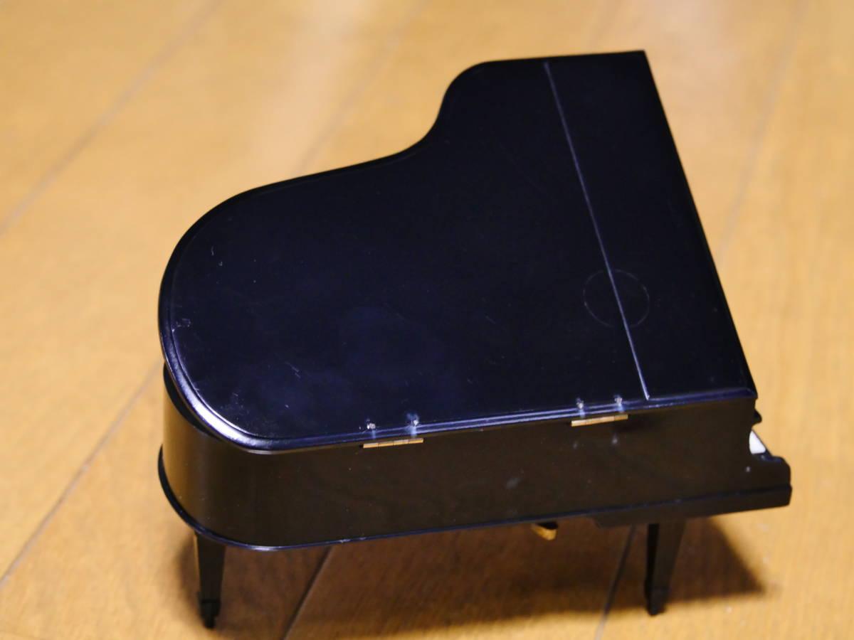 希少 ヤマハ ノベルティ グランドピアノ型オルゴール 日本製 ミニチュア YAMAHA グランドピアノ グッドデザイン 昭和 レトロ 全国一律510円_画像4