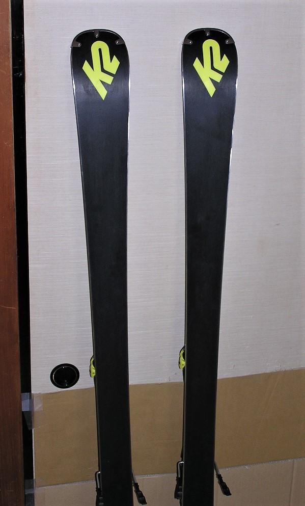 18年モデル K2 CHARGER(チャージャー) 161cm 1日使用のみ■_画像8