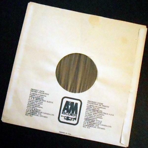 CANO Au Nord De Notre Vie カナダ盤LP A&M ケベック プログレ 1977_画像4