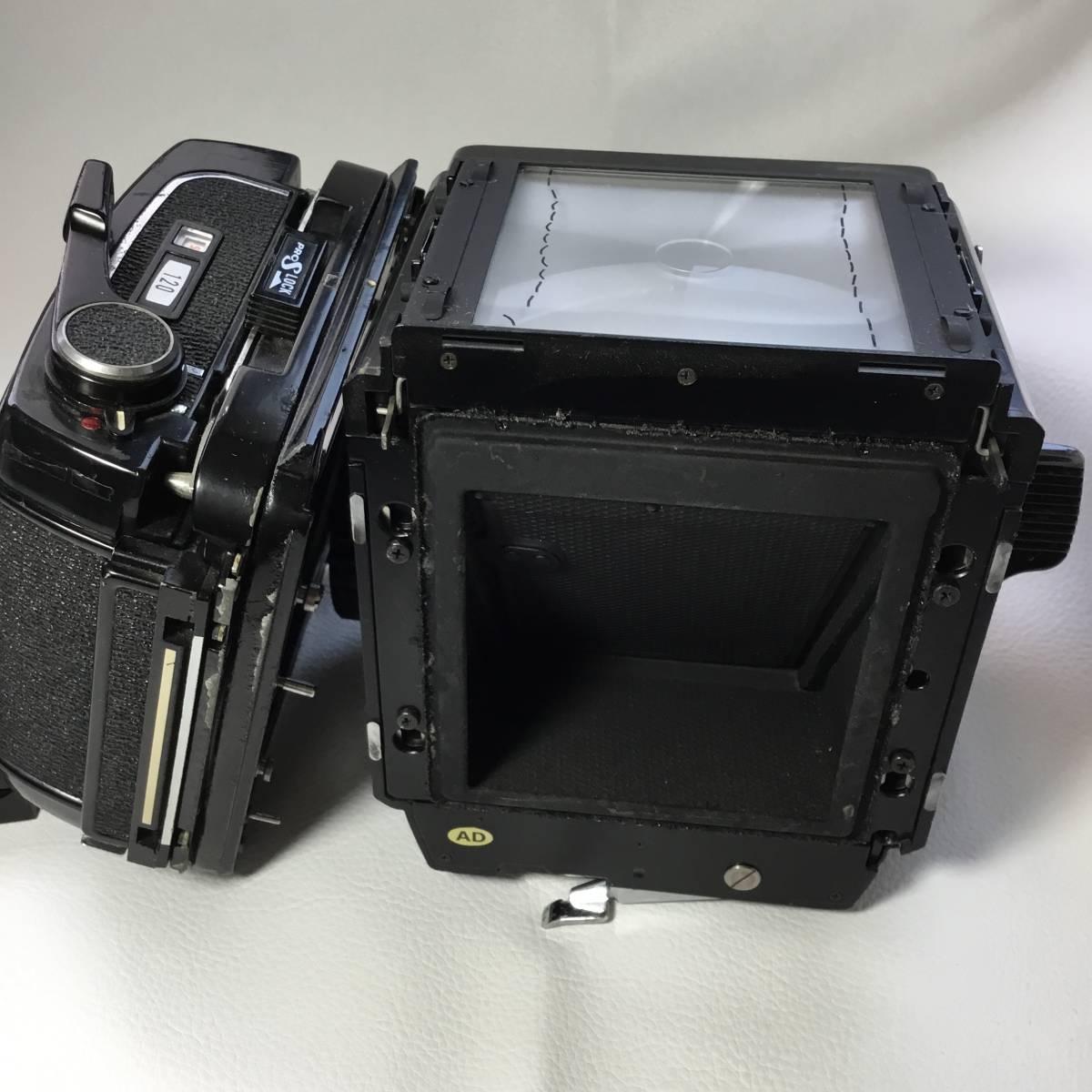 マミヤ Mamiya RB67 PROFESSIONAL S MAMIYA-SEKOR C f=65mm 中判カメラ_画像5