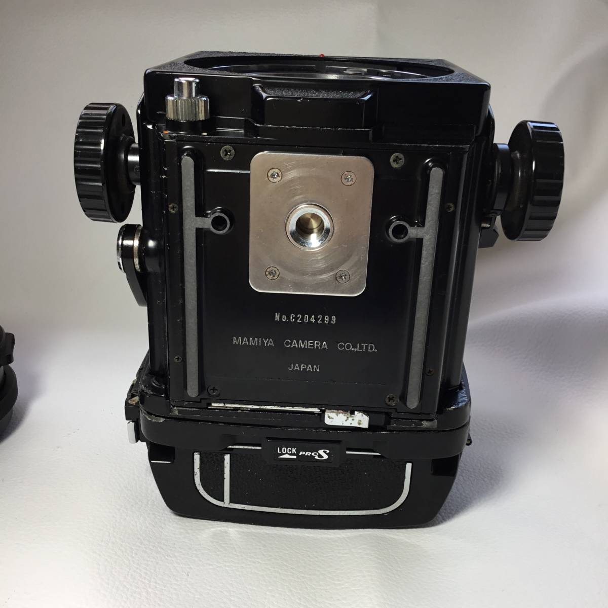 マミヤ Mamiya RB67 PROFESSIONAL S MAMIYA-SEKOR C f=65mm 中判カメラ_画像7