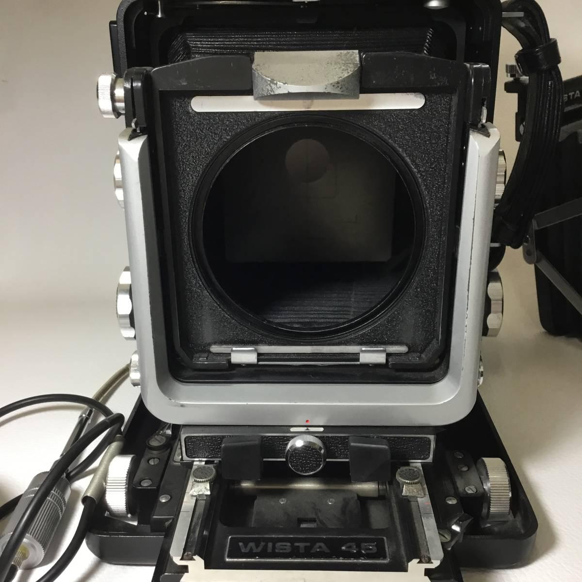 WISTA 45 ウィスタ45 レンズ 付属品セット 大判カメラ_画像2