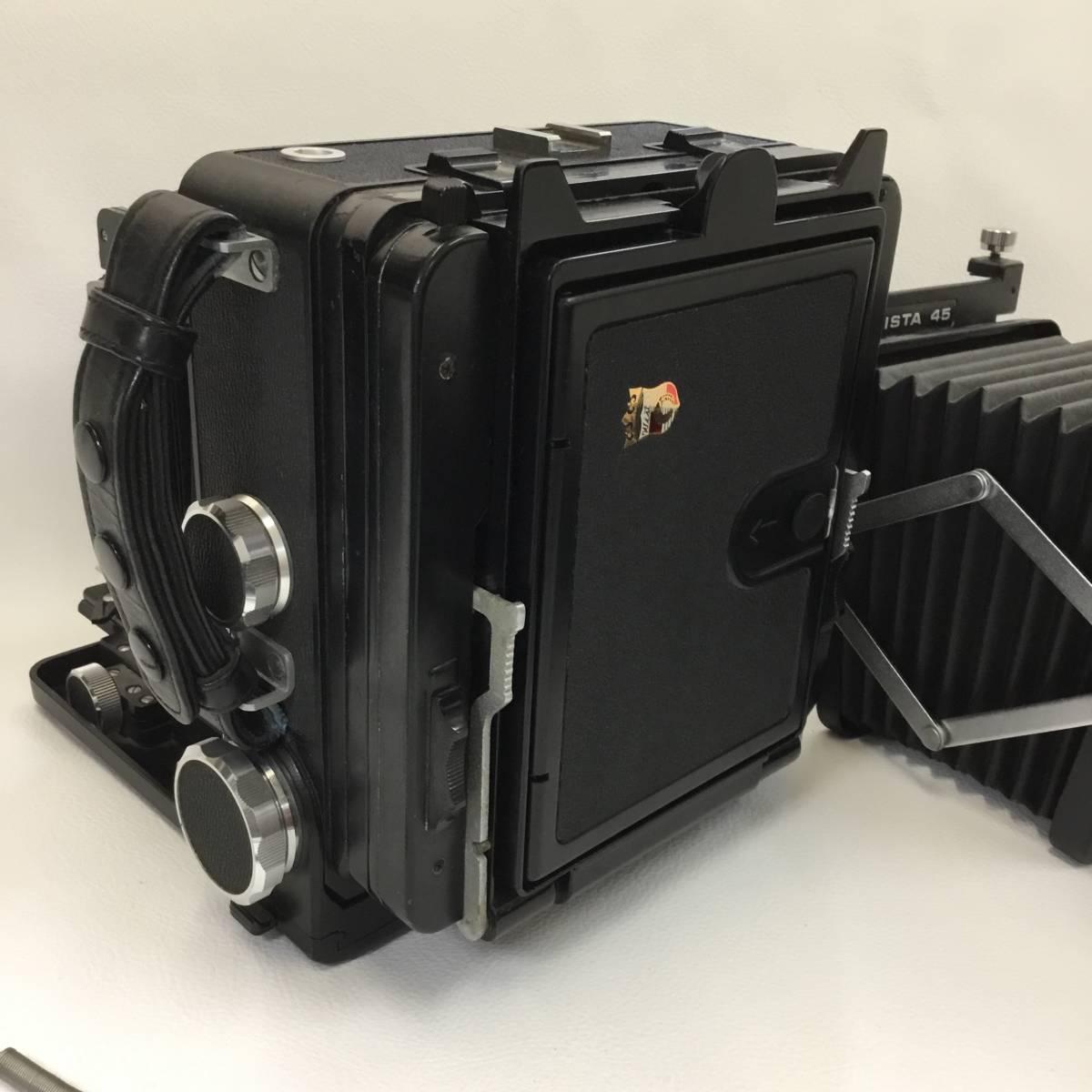 WISTA 45 ウィスタ45 レンズ 付属品セット 大判カメラ_画像4