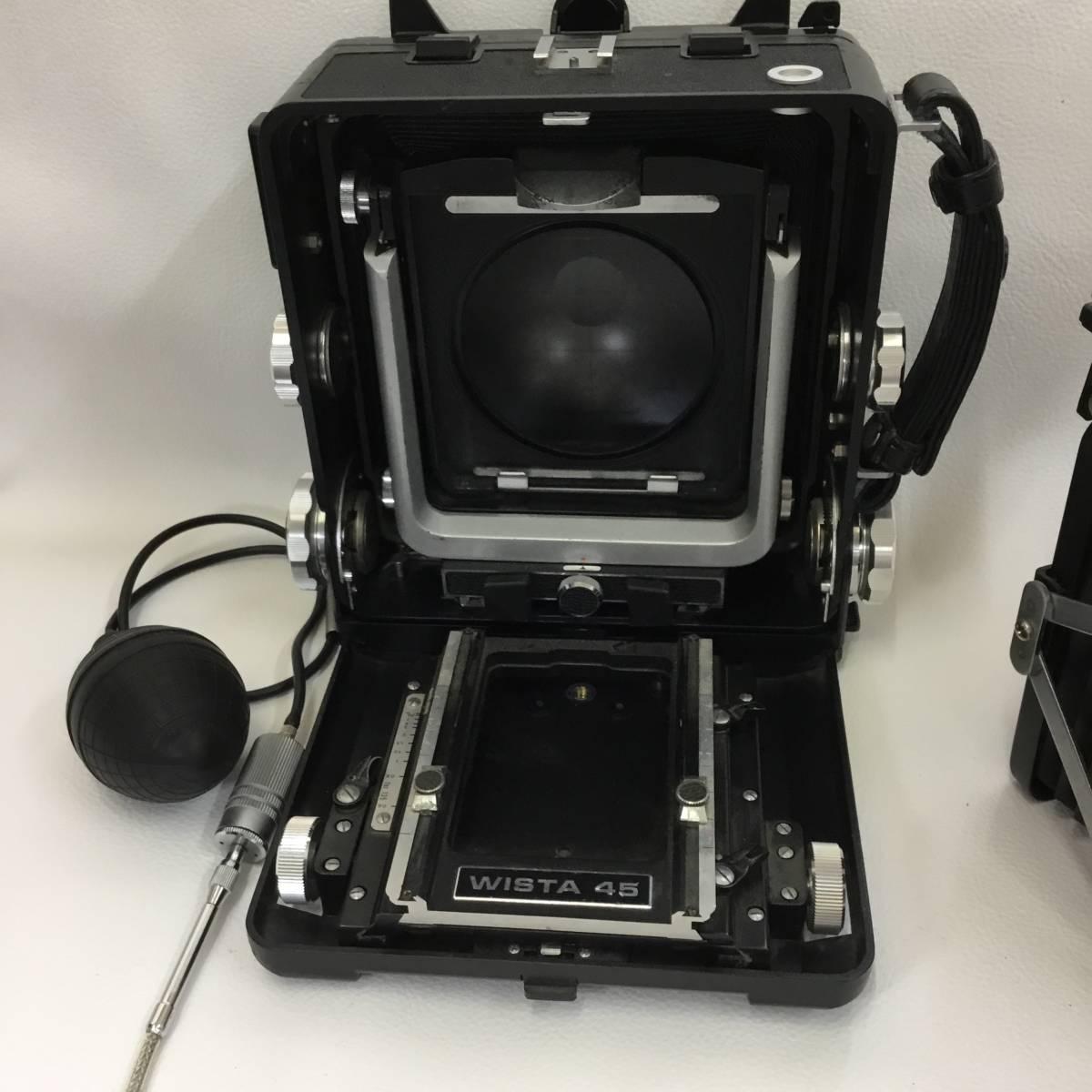 WISTA 45 ウィスタ45 レンズ 付属品セット 大判カメラ_画像7