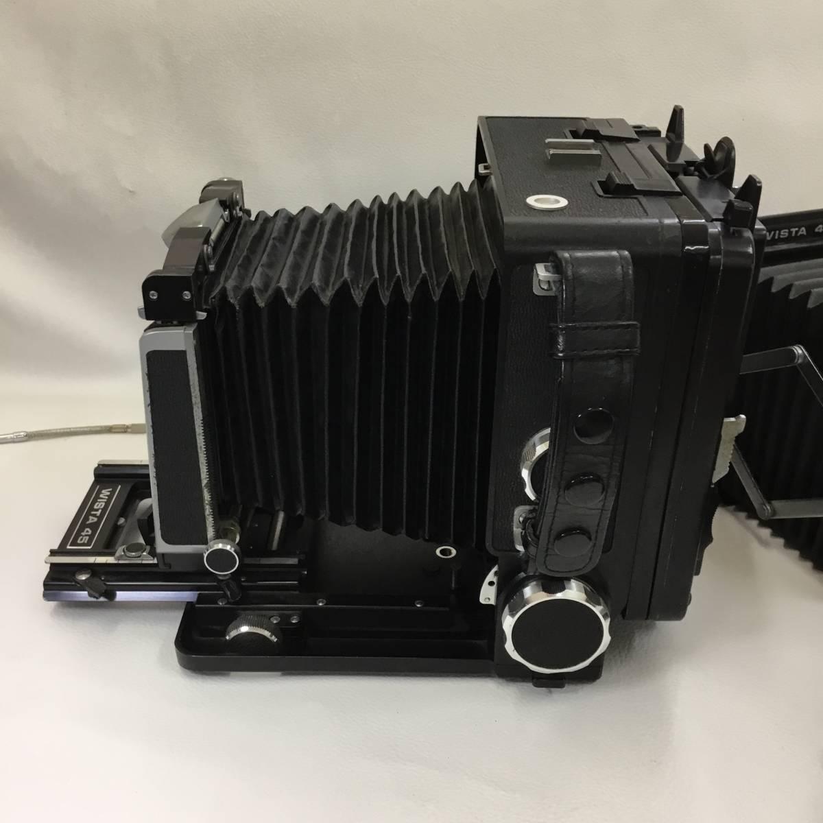 WISTA 45 ウィスタ45 レンズ 付属品セット 大判カメラ_画像6