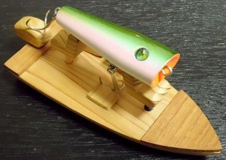 ズイ-ル 1997年 ZEAL プロップ(PLOP) 3/8OZ レアな西カラ- 未使用品