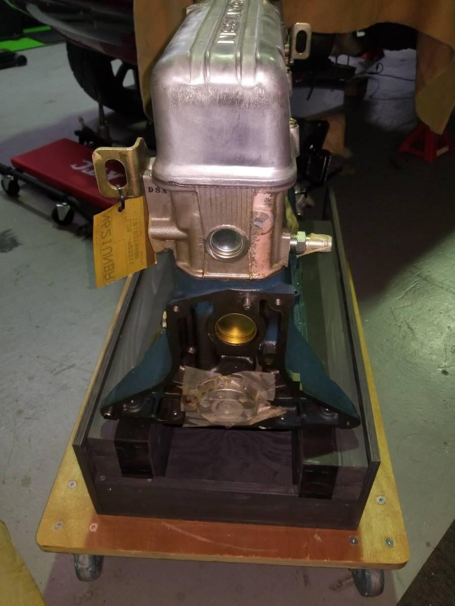 NISSAN ニッサン L28  新品エンジン S30 ハコスカ 希少 N42 _画像3