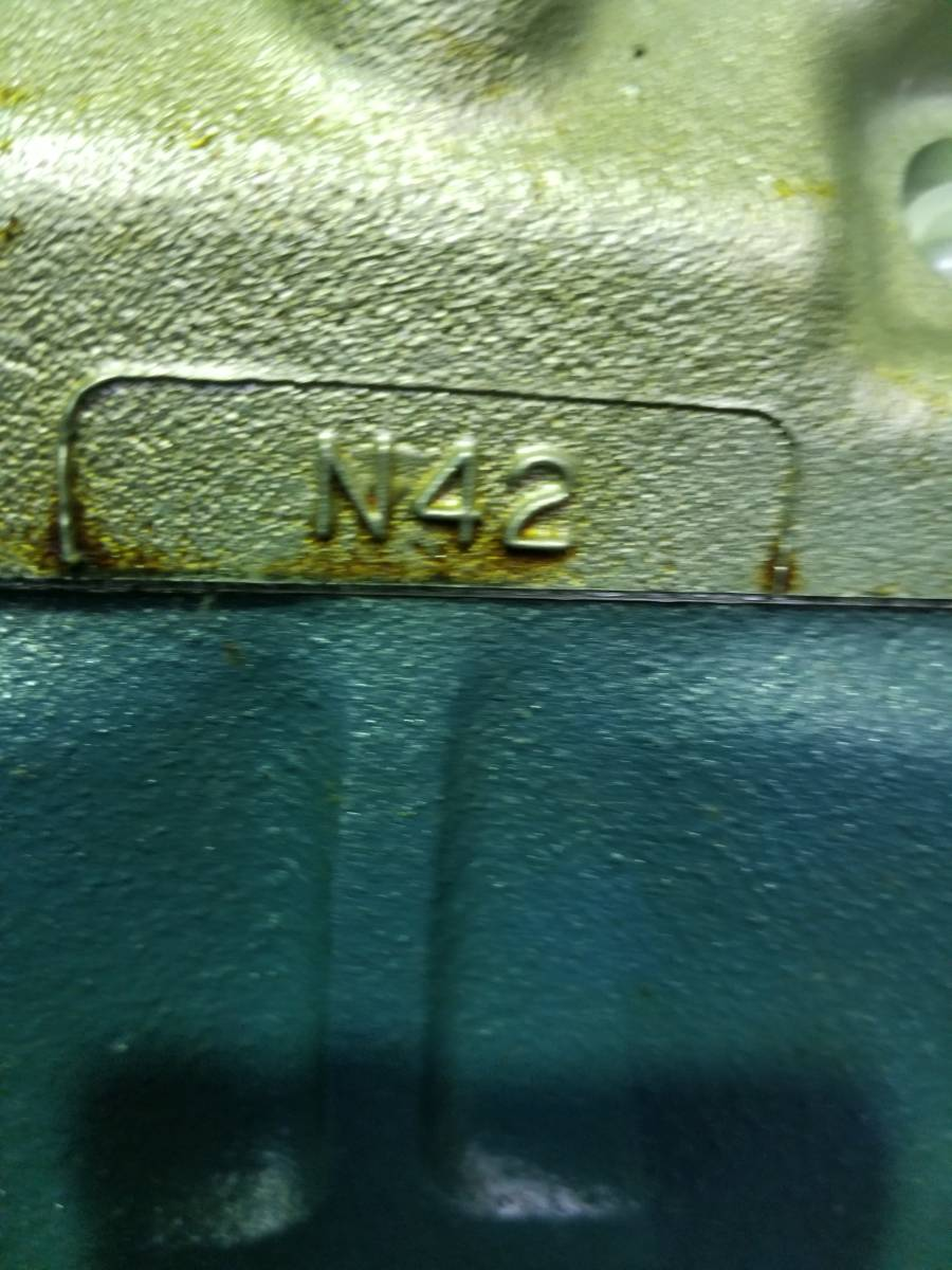 NISSAN ニッサン L28  新品エンジン S30 ハコスカ 希少 N42 _画像6