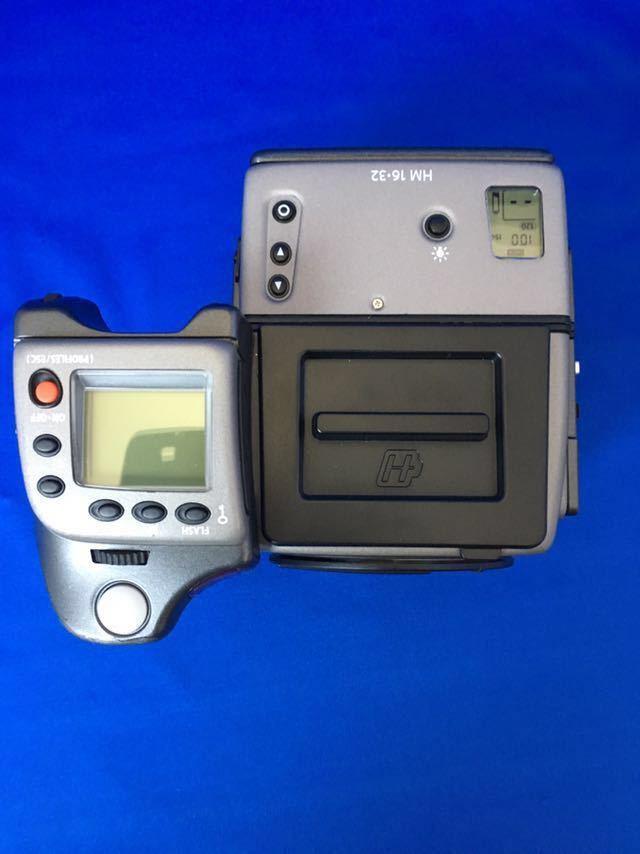 ハッセルブラッド H1 ボディ+フィルムマガジン、ポジフィルム5本、バッテリー(CR123A)6本オマケ。ラストチャンス!_画像6