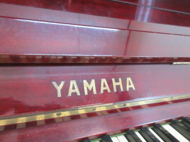 ヤマハ製ピアノ昭和14年日本楽器製     アンティーク店舗什器カフェ什器古家具_画像8