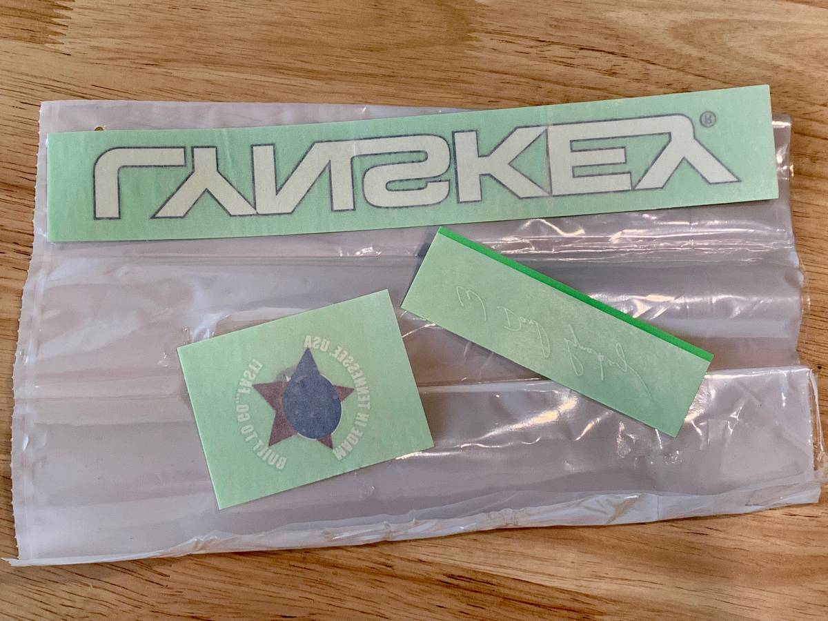 Lynskey Cooper 2012 チタン ロードバイクフレーム (Ultegra BB, CaneCreekヘッドパーツ, ControlTechカーボンフォーク、FDバンドおまけ)_画像9