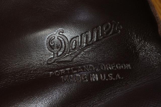 USA製】Danner/ダナー マウンテンライト アウトドア ブーツ こげ茶 ゴアテックス GORE-TEX 27cm程度_画像4