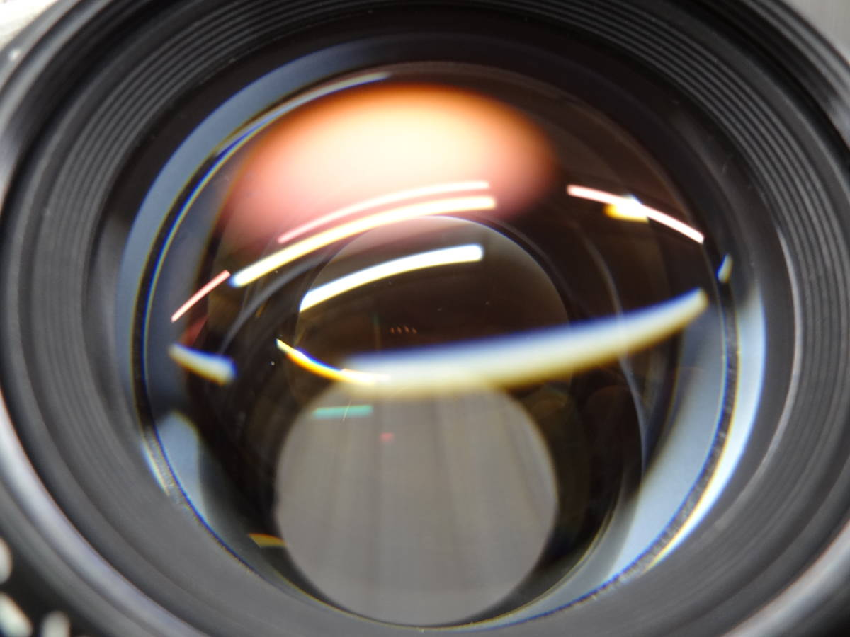 Nikon ニコン NIKKOR-S・C Auto 1:1.2 f=55mm フィルムカメラレンズ / Kenko SKYLIGHT Φ52 レンズフィルター S-05042_画像3